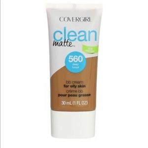 CoverGirl Clean Matte BB Cream , Deep 560,